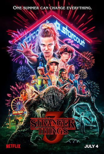 Stranger Things 2019 S03 Complete WEB Series Download