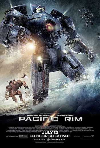 Pacific Rim 2013 Dual Audio Hindi English BRRip 720p 480p Movie Download