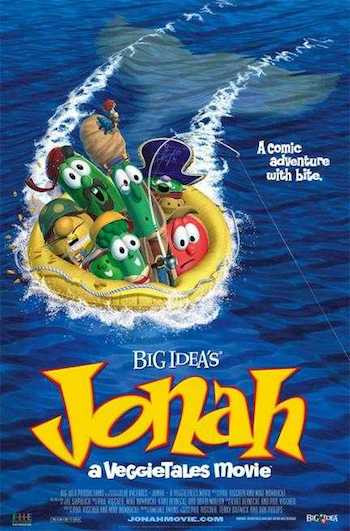 Jonah VeggieTales Movie 2002 Dual Audio Hindi 720p BluRay 850mb