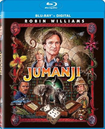 Jumanji 1995 Dual Audio Hindi Bluray Movie Download