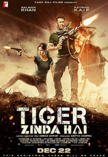 Tiger Zinda Hai 2017 Hindi Full Movie Download