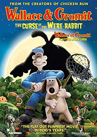 Wallace and Gromit The Curse of the Were-Rabbit 2005 Dual Audio Hindi 720p BluRay 750mb