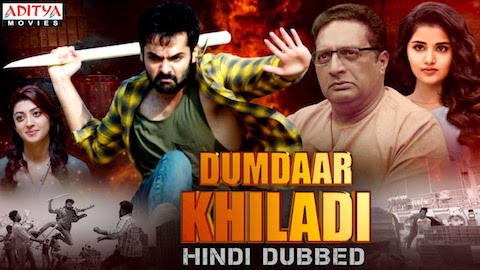 Dumdaar Khiladi 2019 Hindi Dubbed 720p HDRip 1GB