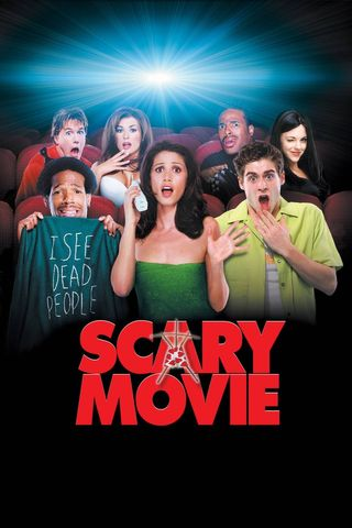 Poster of Scary Movie 2000 Full Hindi Dual Audio Movie Download BluRay Hd 720p
