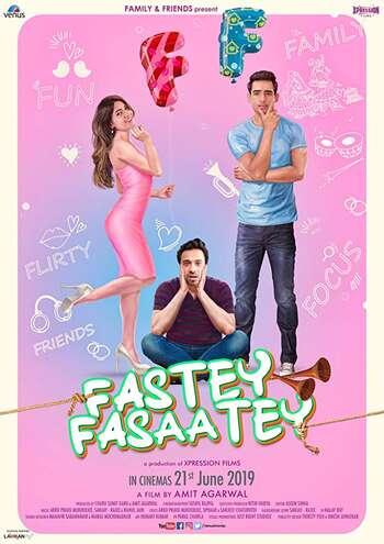 Fastey Fasaatey 2019 Full Hindi Movie 720p HDRip Download