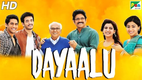 Dayaalu 2019 Hindi Dubbed 720p HDRip 950MB