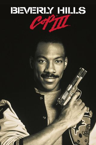 Poster of Beverly Hills Cop III 1994 Full Hindi Dual Audio Movie Download BluRay Hd 720p
