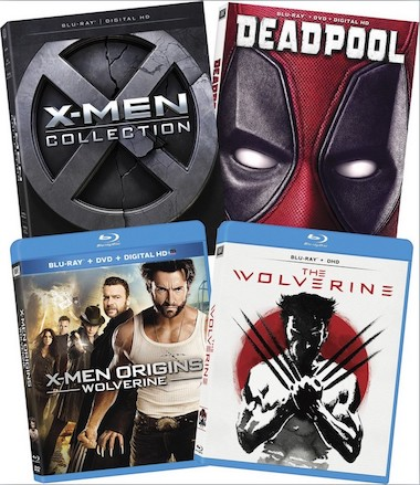 X-Men Collection (2000-2019) All Movies Dual Audio Hindi Full Movie Download