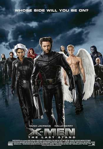 X-Men 3 The Last Stand 2006 Dual Audio Hindi Full Movie Download