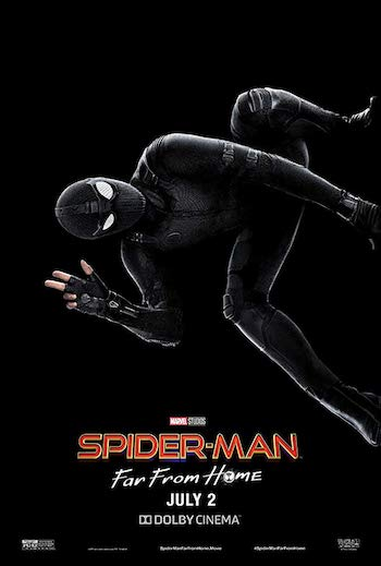 Spider-Man Far from Home 2019 Dual Audio Hindi 480p HDRip 400mb