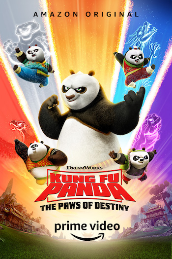 Kung Fu Panda The Paws of Destiny S02 Hindi Complete 974MB WEB-DL Download