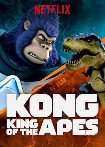 Kong – King Of The Apes S02 Dual Audio Hindi Complete 720p 480p WEB-DL 1.7GB