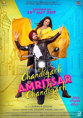 Chandigarh Amritsar Chandigarh 2019 Punjabi 720p WEB-DL 850MB