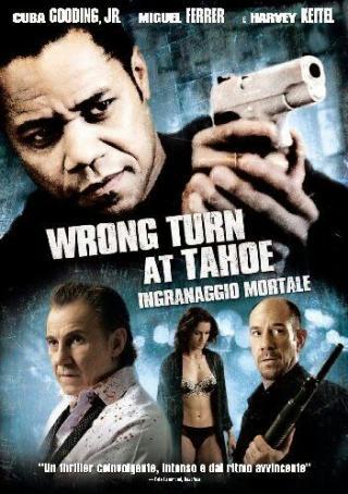 Poster of Wrong Turn at Tahoe 2009 Full Hindi Dual Audio Movie Download HDRip Hd 720p