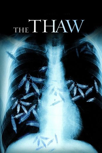Poster of The Thaw 2009 Full Hindi Dual Audio Movie Download BluRay Hd 720p