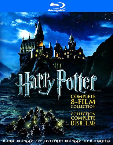 Harry Potter Collection (2001-2011) All Movies Dual Audio Hindi Full Movie Download