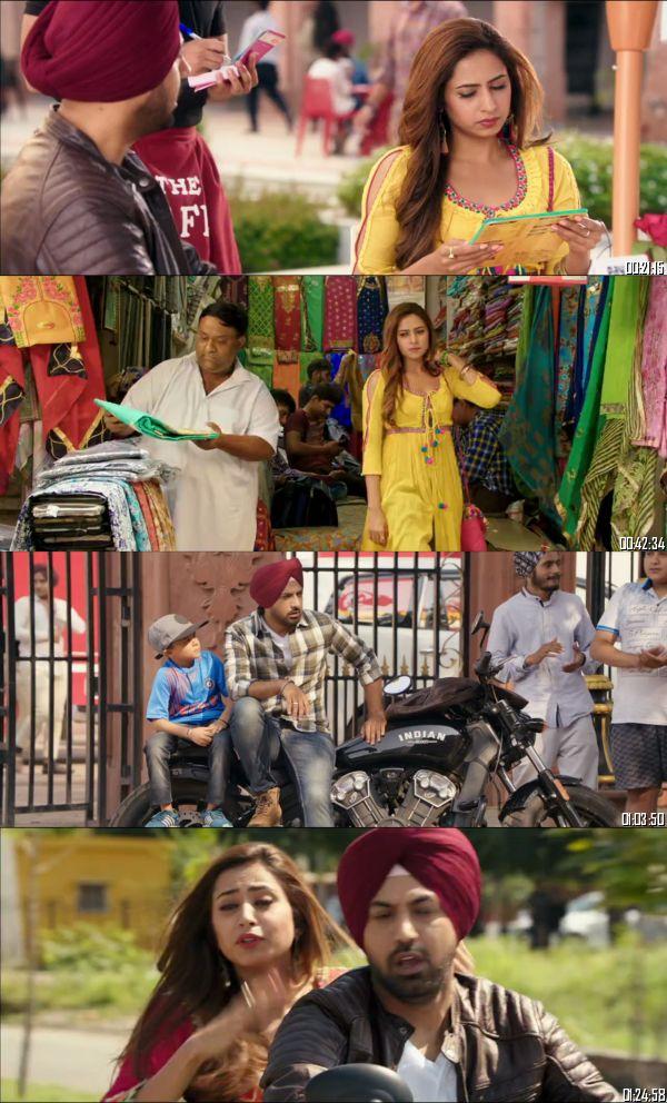 Chandigarh Amritsar Chandigarh 2019 Punjabi 720p 480p WEB-DL x264 Full Movie Download