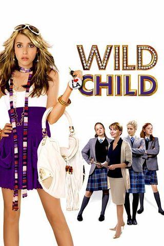 Poster of Wild Child 2008 Full Hindi Dual Audio Movie Download BluRay Hd 480p