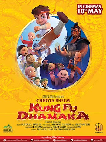 Chhota Bheem Kung Fu Dhamaka 2019 Hindi Movie Download