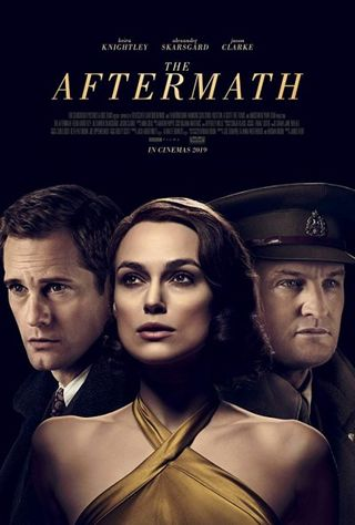 Poster of The Aftermath 2019 Full Hindi Dual Audio Movie Download BluRay Hd 720p