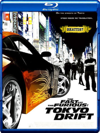 The Fast And The Furious Tokyo Drift 2006 Dual Audio Hindi Bluray Movie Download