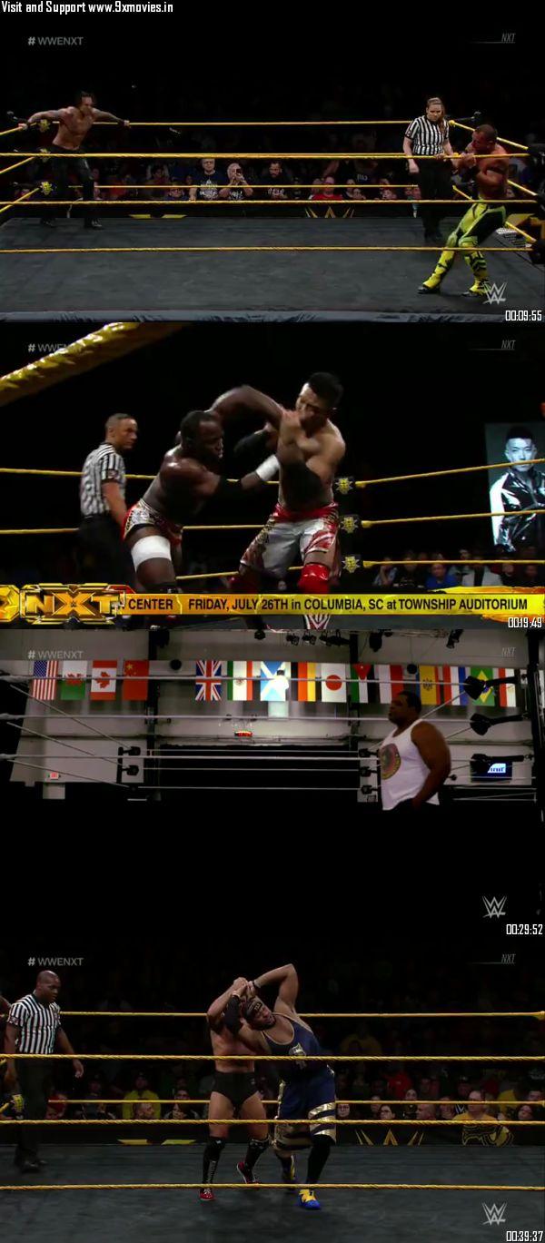 WWE NXT 10 July 2019 WEBRip 480p 200MB