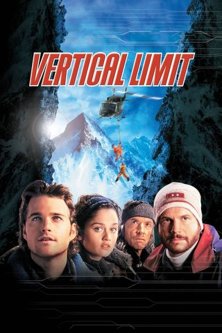 Poster of Vertical Limit 2000 Full Hindi Dual Audio Movie Download BluRay Hd 720p