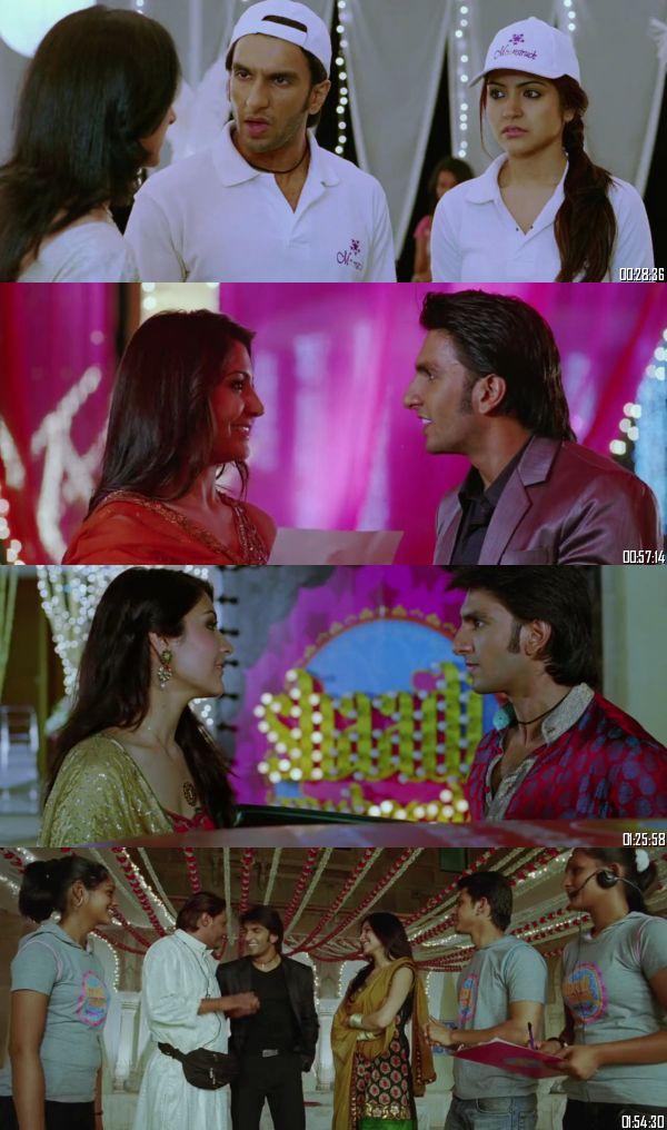 Band Baaja Baaraat 2010 Hindi 720p 480p BRRip x264 Full Movie Download