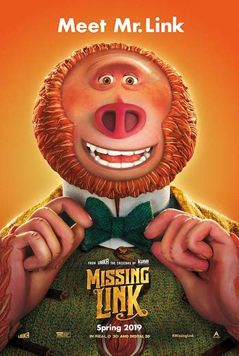 Missing Link 2019 English Movie Download
