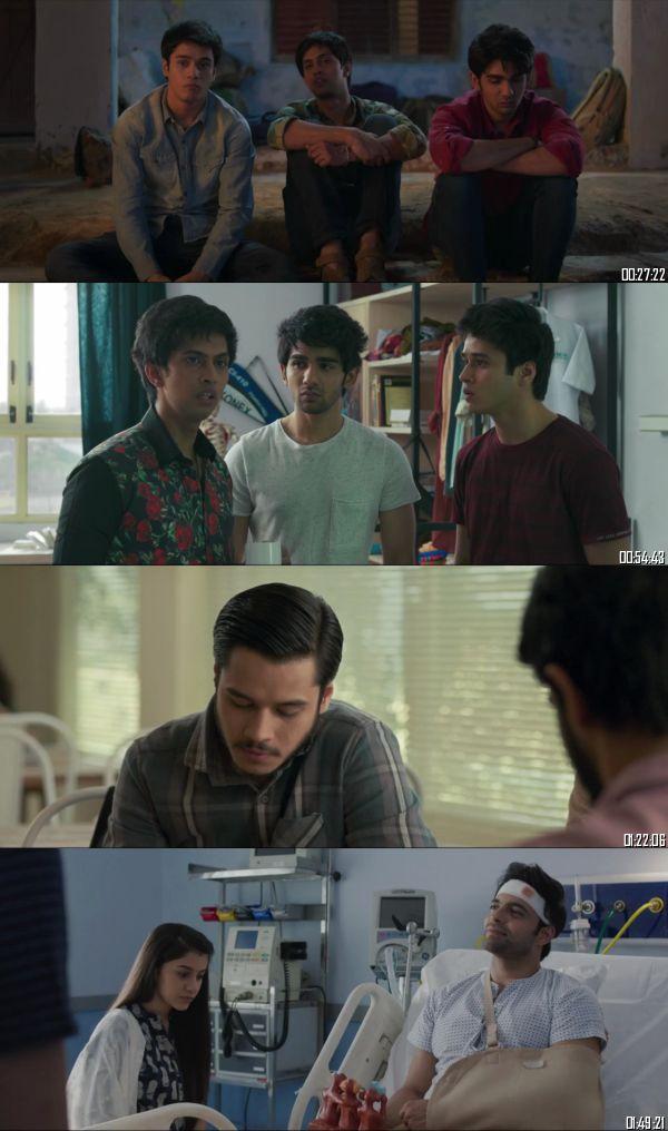 Hum Chaar 2019 Hindi 720p 480p WEB-DL x264 Full Movie Download