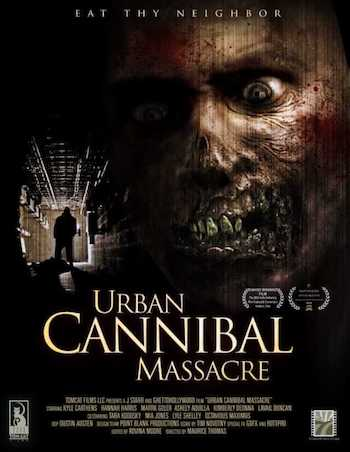 Urban Cannibal Massacre 2013 Dual Audio Hindi Movie Download