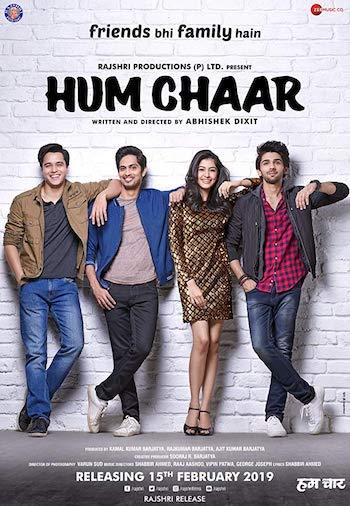 Hum Chaar 2019 Hindi 720p WEB-DL 1GB