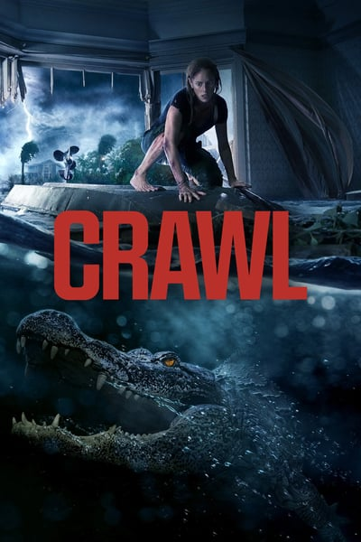 Crawl 2019 Full English Movie Download 480p 300MB HDRip