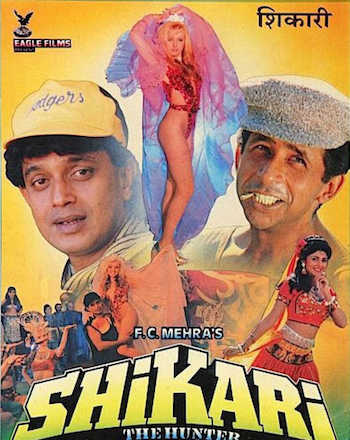 Shikari The Hunter 1991 Hindi 720p HDRip ESubs
