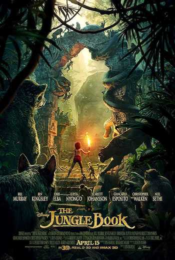 The Jungle Book 2016 Dual Audio Hindi English Web-DL 720p 480p Movie Download
