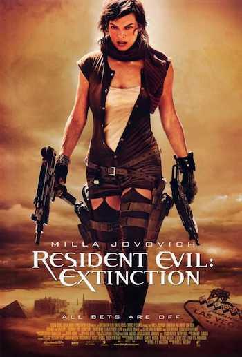 Resident Evil Extinction 2007 Dual Audio Hindi Full Movie Download