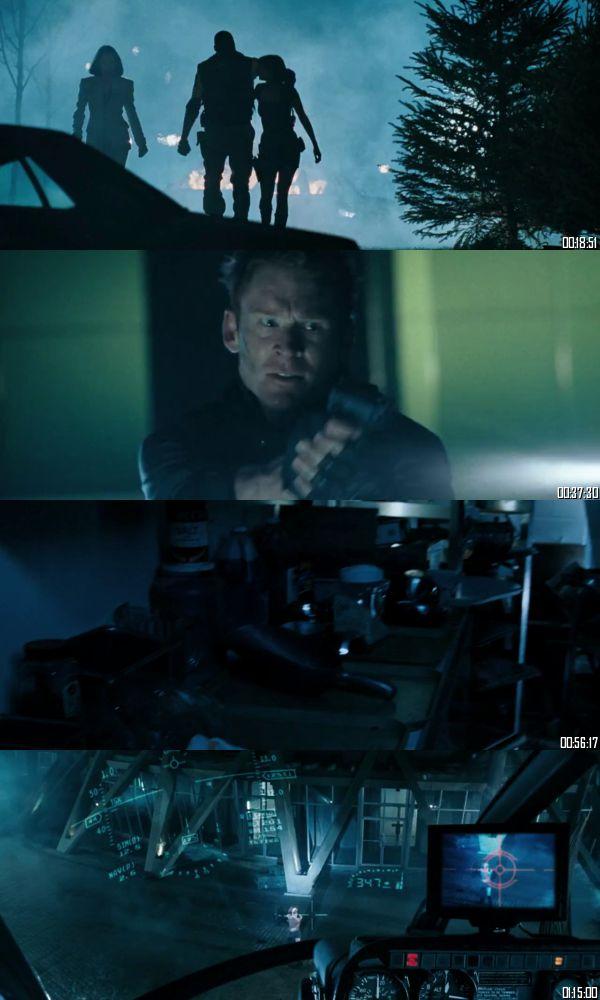 Resident Evil Apocalypse 2004 BRRip 720p 480p Dual Audio Hindi English Full Movie Download