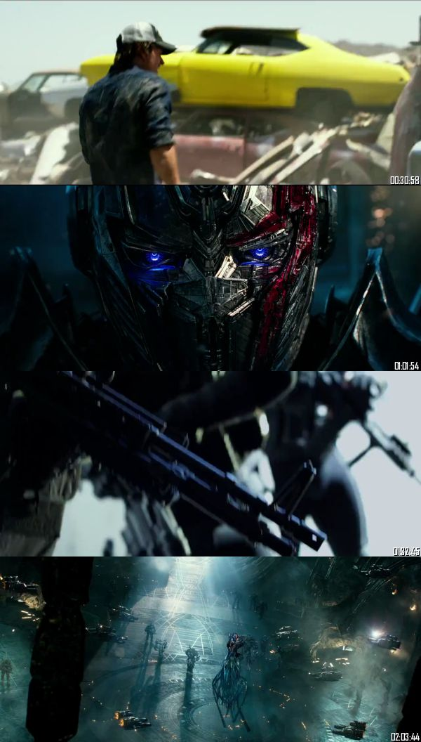 Transformers The Last Knight 2017 BRRip 720p 480p Dual Audio Hindi English Full Movie Download
