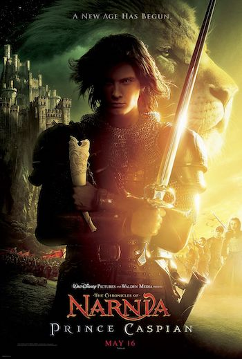 The Chronicles Of Narnia – Prince Caspian 2008 Dual Audio Hindi 450MB BluRay 480p