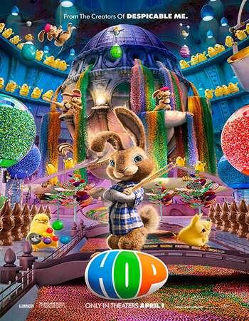 Hop 2011 Hindi Dual Audio 720p BluRay ESubs