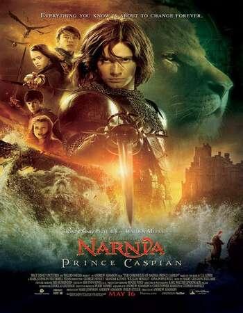 The Chronicles of Narnia Prince Caspian 2008 Hindi Dual Audio 720p BluRay ESubs