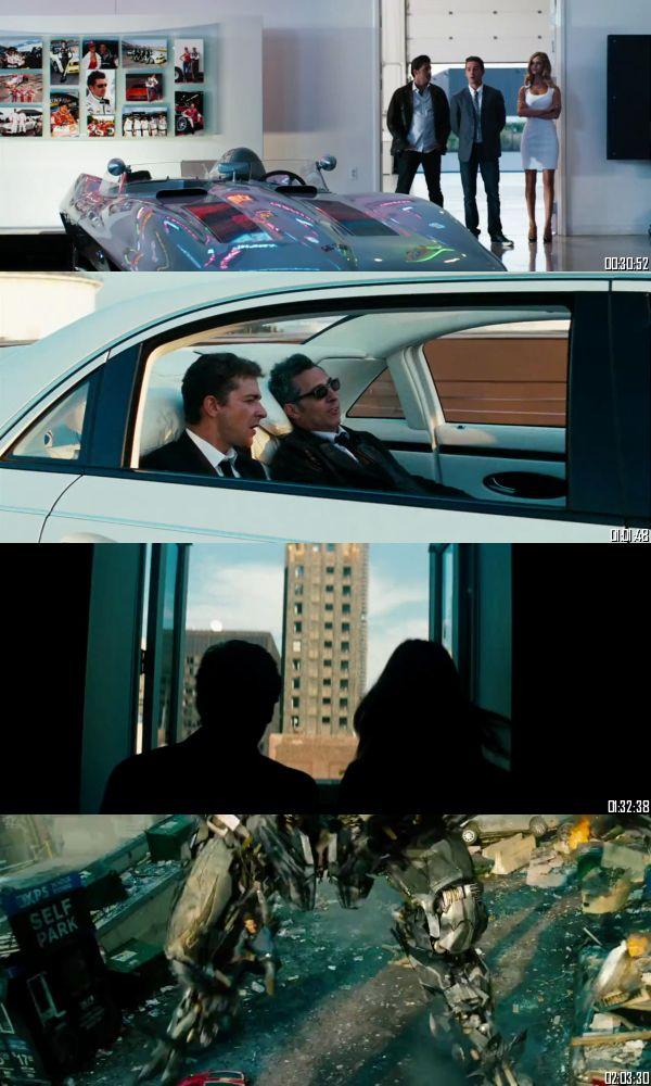 Transformers Dark Of The Moon 2011 BRRip 720p 480p Dual Audio Hindi English Full Movie Download
