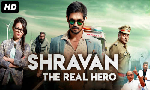 Shravan The Real Hero 2019 Hindi Dubbed 720p HDRip 850mb