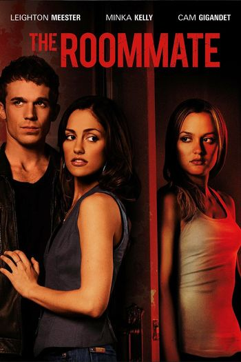 Poster of The Roommate 2011 Full Hindi Dual Audio Movie Download BluRay Hd 720p