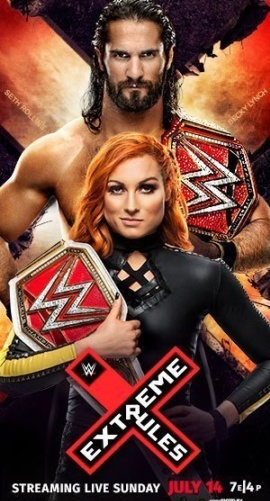WWE Extreme Rules 2019 PPV WEBRip 480p 900MB