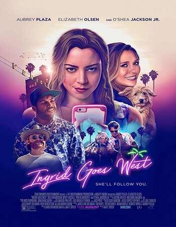 Ingrid Goes West 2017 Hindi Dual Audio 720p BluRay ESubs