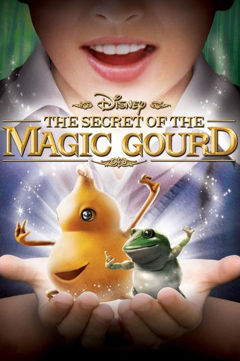 Poster of The Secret of the Magic Gourd 2007 Full Hindi Dual Audio Movie Download HDRip Hd 720p