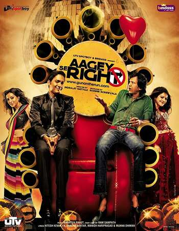 Aagey Se Right 2009 Hindi 720p HDRip ESubs