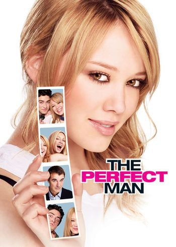 Poster of The Perfect Man 2005 Full Hindi Dual Audio Movie Download BluRay Hd 480p