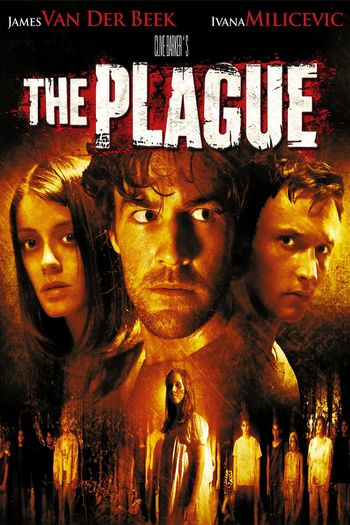 Poster of The Plague 2006 Full Hindi Dual Audio Movie Download HDRip Hd 480p